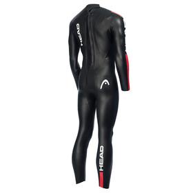 Head M's Tricomp Shell 3.2.2. Suit BK/RD